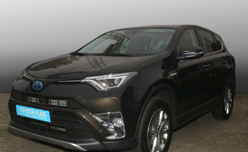 RAV 4 Hybrid Edition-S Plus