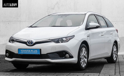 Auris Touring Sports Hybrid Comfort