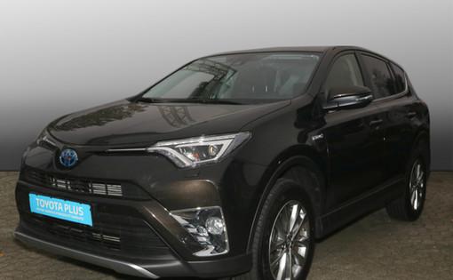 RAV 4 Hybrid Edition-S Plus