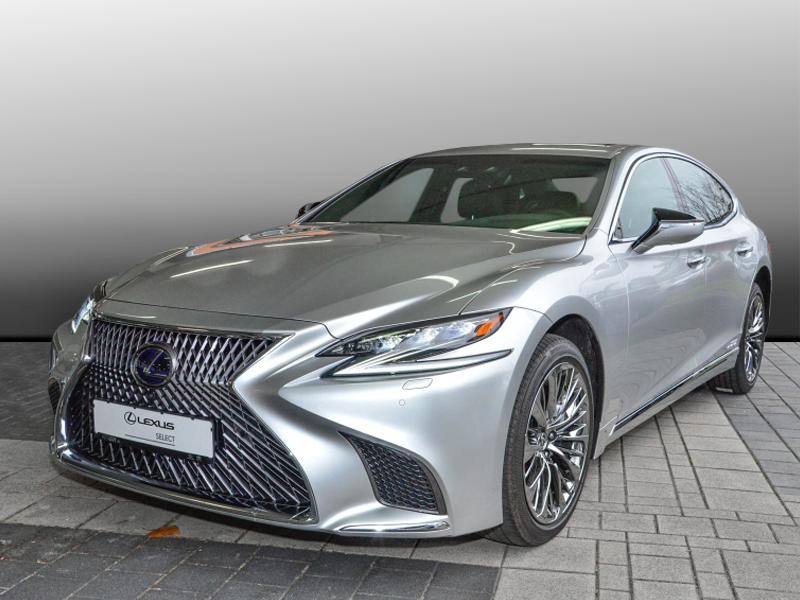 LS 500h AWD Luxury Line