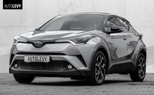 C-HR Hybrid Club Navi LED   7 J. Garantie