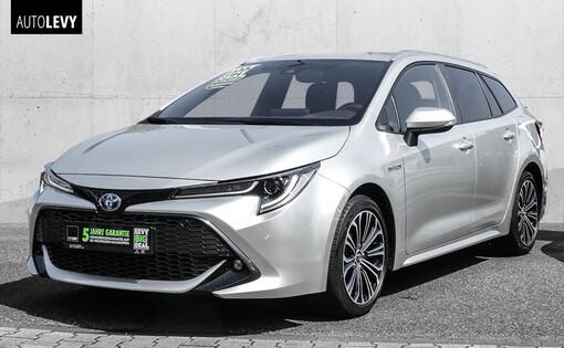Corolla TS Hybrid Club