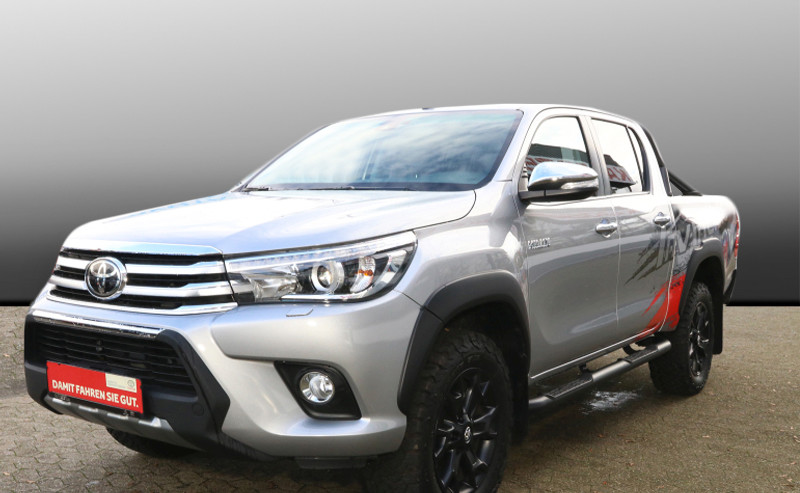 Hilux 4x4 Double Cab Automatik Executive