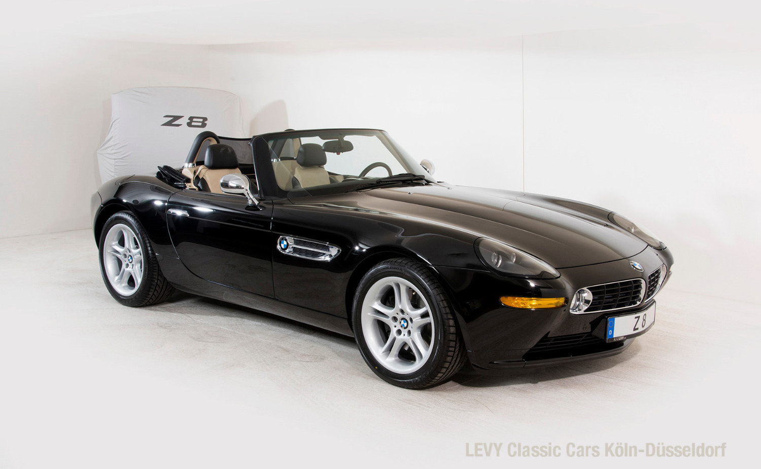 Z8 Roadster Performance Kit