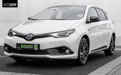 Auris 1.8 VVT-i Hybrid Style Selection
