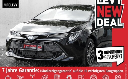 KNALLERDEAL Corolla 2.0 HYBRID Team Deutschland