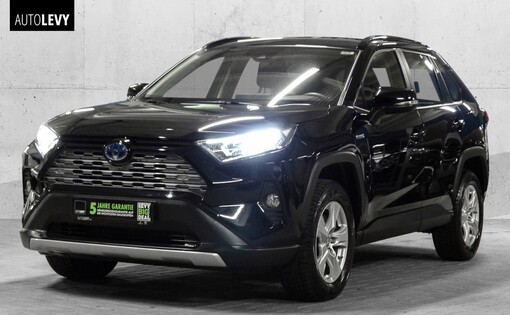 RAV 4 HYBRID Business Edition
