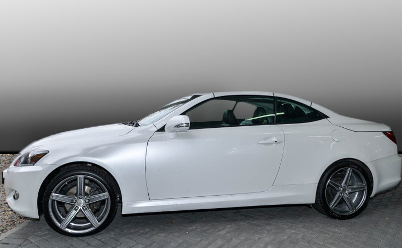 IS 250 Cabriolet Luxury Line