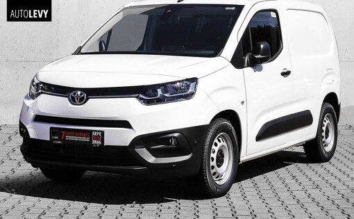 Proace City Launch Edition