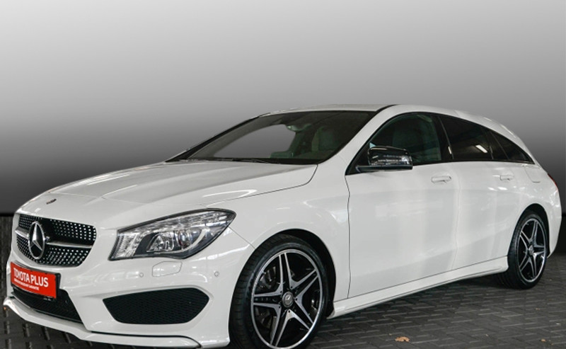 CLA 250 Shooting Brake AMG-Line