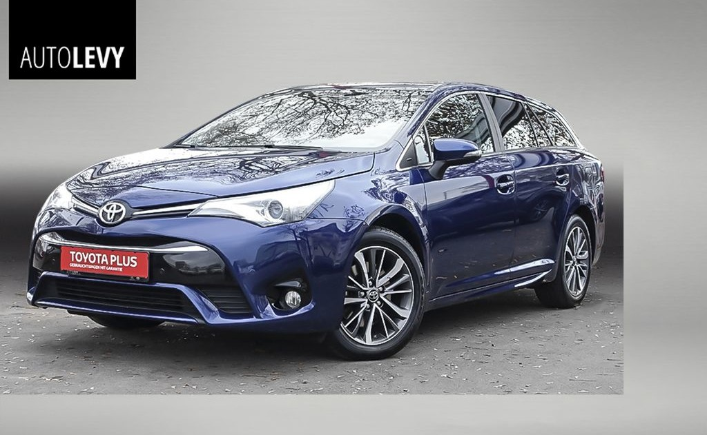 Avensis Touring Sports 2.0 D-4D Business Edition