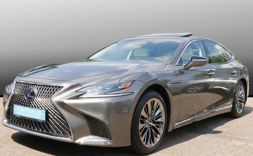 LS 500h Luxury Line