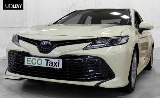 Camry Hybrid Taxi