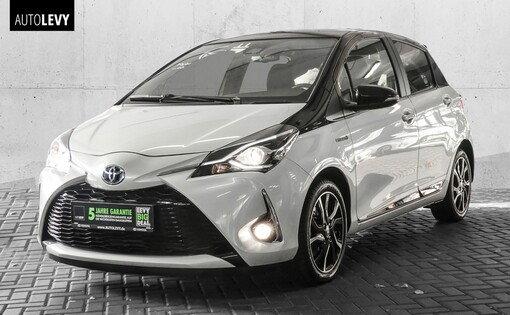 Yaris Hybrid Style Selection