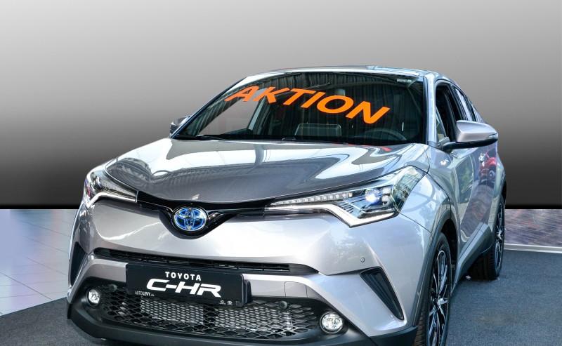 C-HR Hybrid Team D