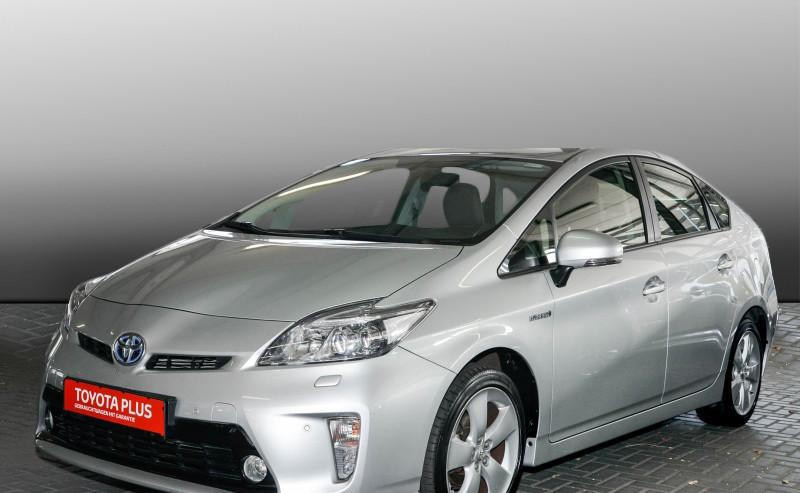 Prius Hybrid Lounge HUD