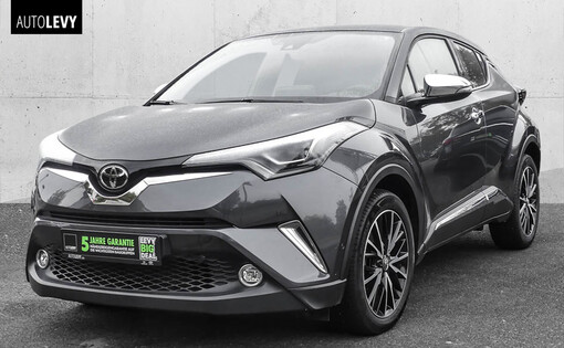 C-HR 1.2 Turbo Lounge