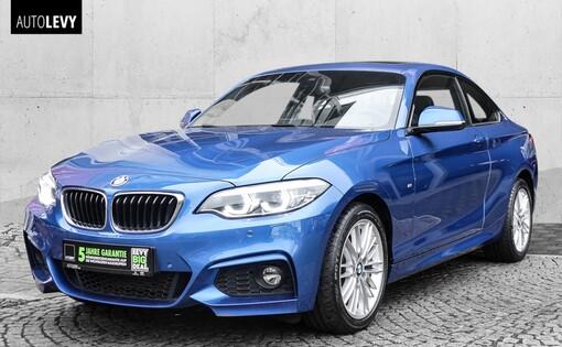 225d Coupe M Sport