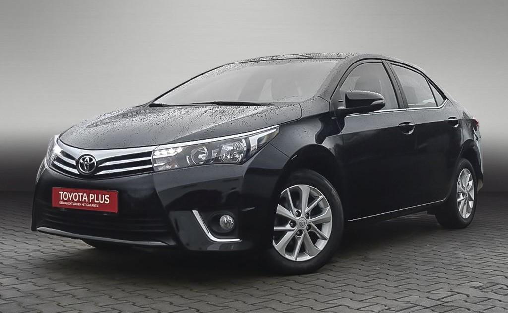 Corolla Edition