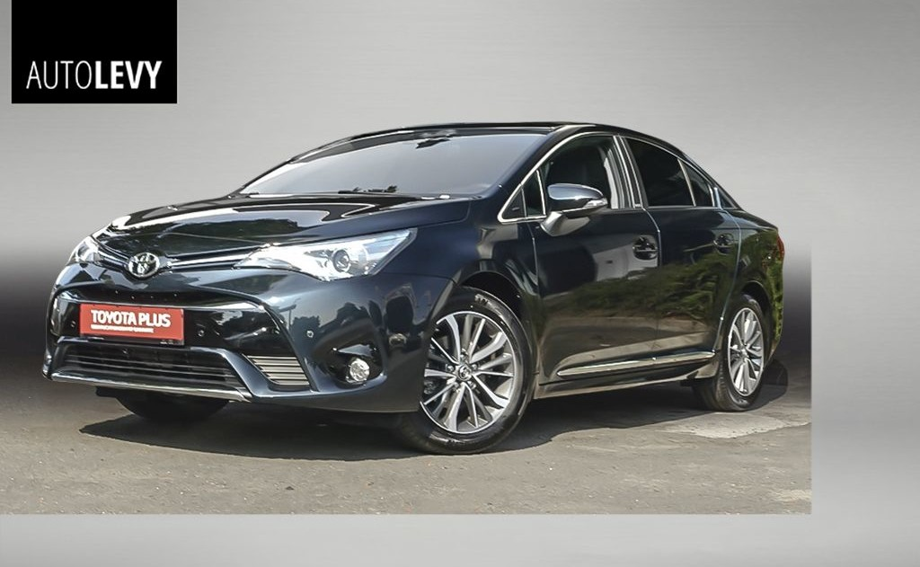 Avensis 1.8 Edition-S
