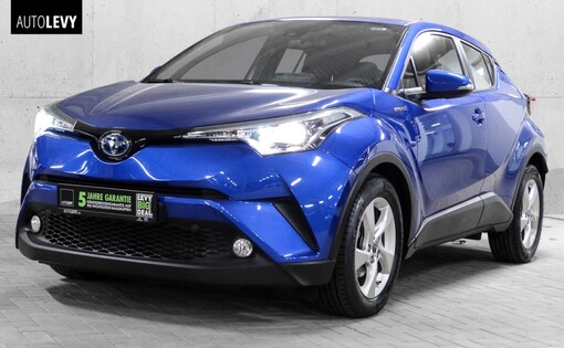 C-HR Hybrid Business Edition