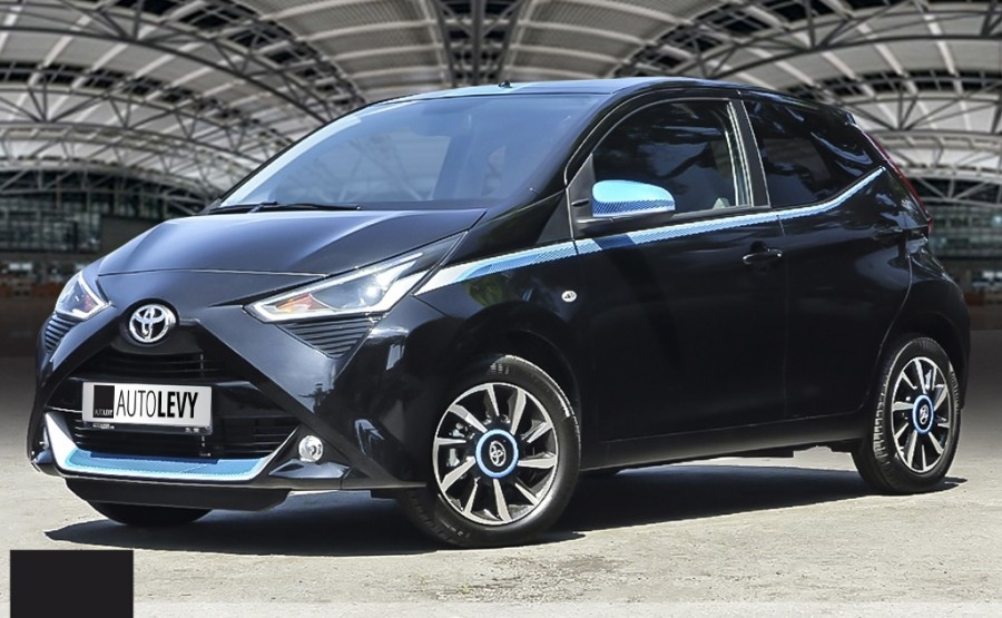 AYGO X-Trend NEUES MODELL