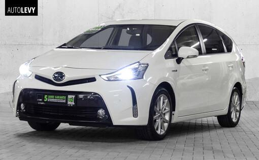 Prius+ Hybrid Comfort
