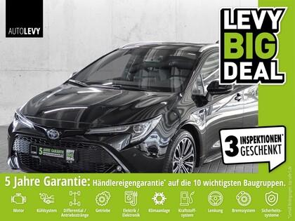 Corolla 2.0 Hybrid Touring Sports Team D