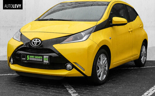 AYGO x-play touch  BVB Edition