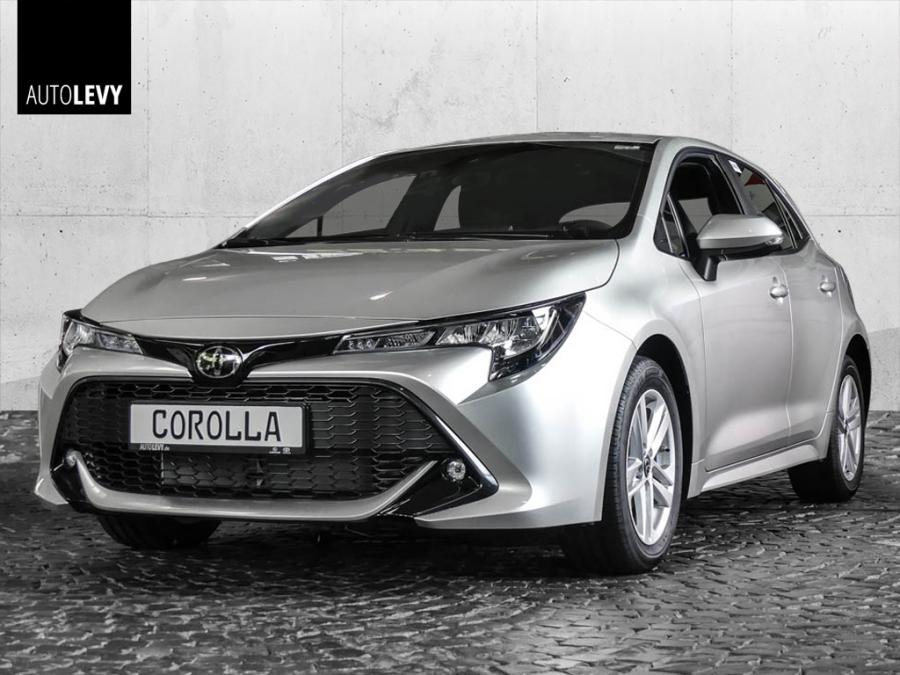 Corolla Comfort + Businesspaket