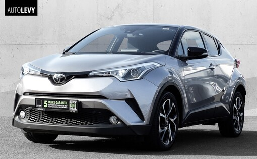 C-HR 1.2 Turbo Style Selection