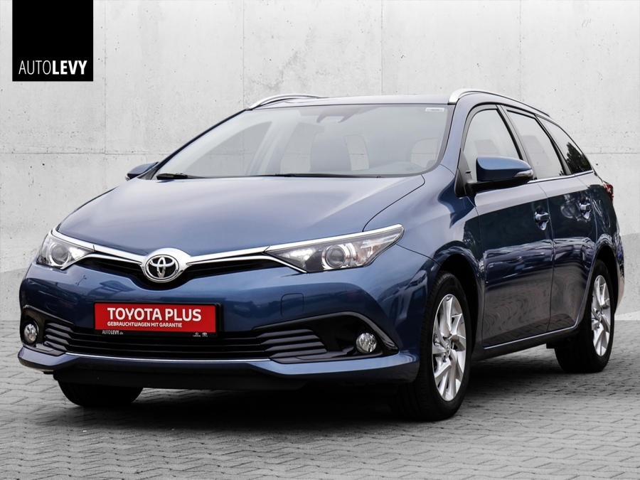 Auris Touring Sports 1.2 Turbo Edition-S