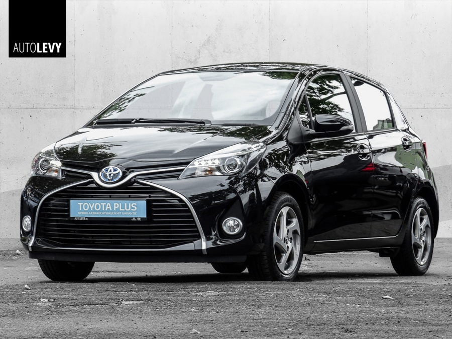 Yaris Hybrid 1.5 VVT-i Edition 2014