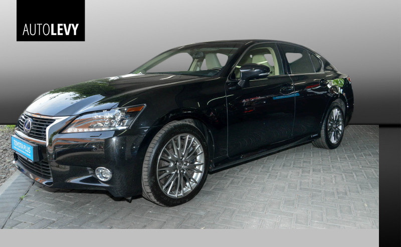 GS 450h Luxury Line