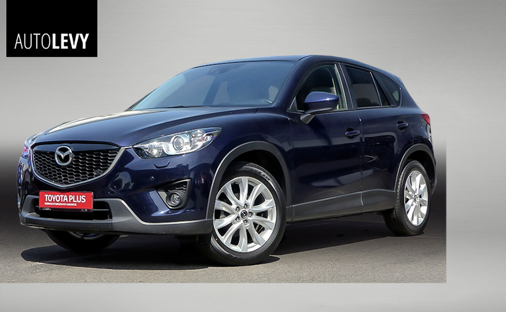 CX-5 2.0 SKYACTIV-G AWD Sports-Line