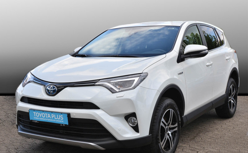 RAV4 Hybrid Edition-S Plus 4x2