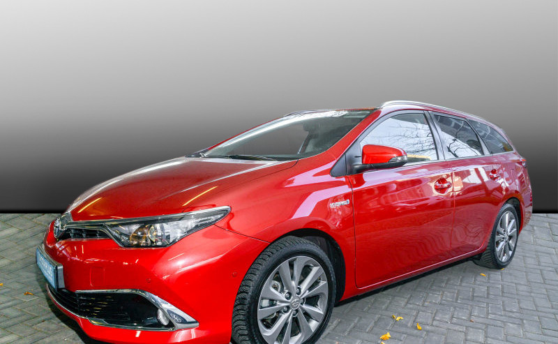 Auris Touring Sports Hybrid Executive